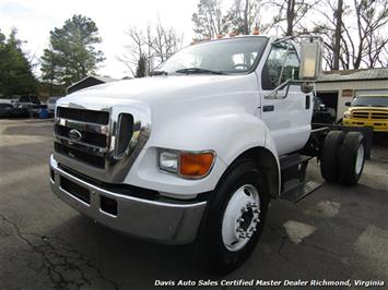 2005 Ford F-650 Super Duty XL Cummins Diesel Straight Frame Cab Chassis - Photo 15 - Richmond, VA 23237