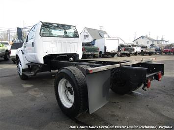 2005 Ford F-650 Super Duty XL Cummins Diesel Straight Frame Cab Chassis - Photo 10 - Richmond, VA 23237