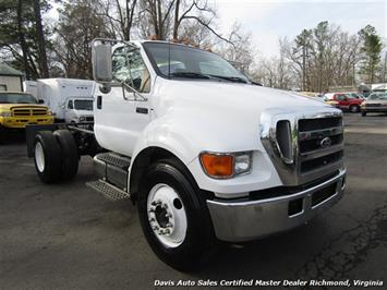 2005 Ford F-650 Super Duty XL Cummins Diesel Straight Frame Cab Chassis - Photo 13 - Richmond, VA 23237