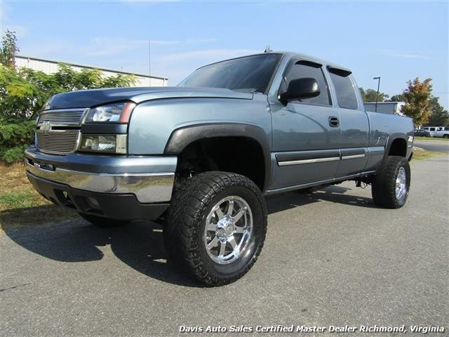 2006 chevrolet silverado 1500 lt z71 4x4 extended cab short bed. Black Bedroom Furniture Sets. Home Design Ideas