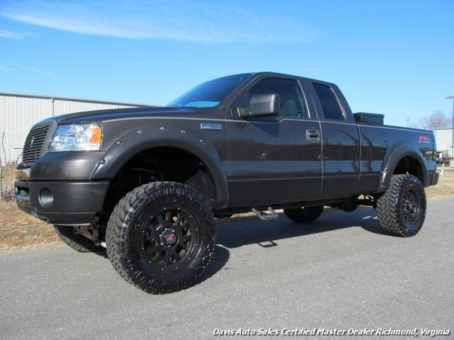 Ford F150 Fx4 Fender Flares >> Davis Auto Sales - Photos for 2006 Ford F-150 FX4