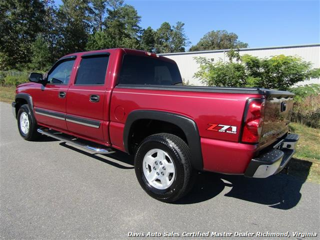 2004 chevrolet silverado 1500 lt z71 off road clean stock 4x4 crew cab short bed. Black Bedroom Furniture Sets. Home Design Ideas