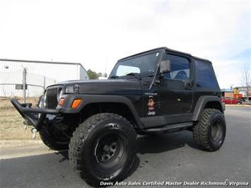 1997 Jeep Wrangler Sahara Edition 4X4 Lifted 2 Door 4.0L Off Road SUV