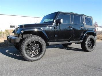 2008 Jeep Wrangler Unlimited X SUV
