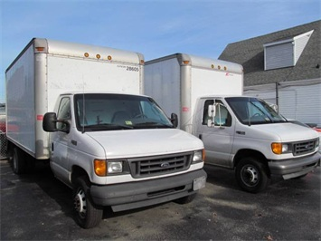 2003 Ford Commercial Vans