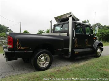 1996 International 4700 Navistar Custom Crew Cab Hauler Bed Monster Super - Photo 14 - Richmond, VA 23237