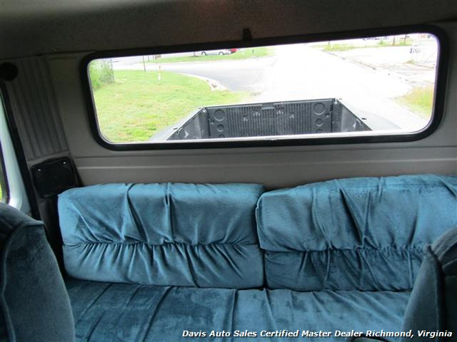 1996 International 4700 Navistar Custom Crew Cab Hauler Bed Monster Super - Photo 31 - Richmond, VA 23237