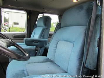1996 International 4700 Navistar Custom Crew Cab Hauler Bed Monster Super - Photo 7 - Richmond, VA 23237