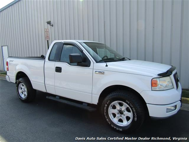 2004 ford f 150 stx regular cab short bed pick up. Black Bedroom Furniture Sets. Home Design Ideas