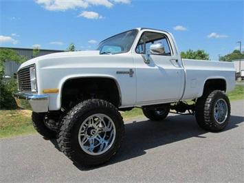 1983 Chevrolet C/K 10 Series K10 Truck