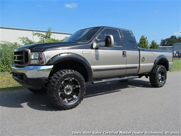 2002 Ford F-250 Super Duty Lariat 4X4 Lifted SuperCab Long Bed Truck