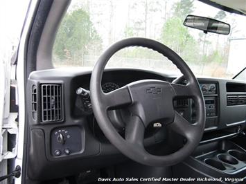 2004 Chevrolet Express 1500 AWD 4X4 Commercial Work Cargo - Photo 4 - Richmond, VA 23237