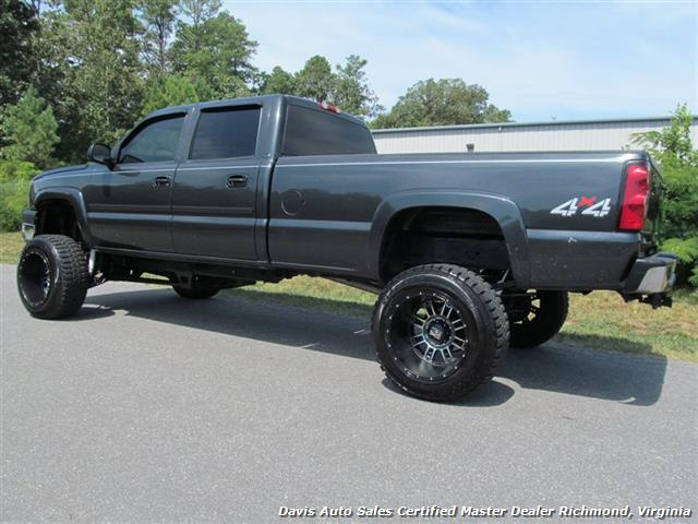 2004 chevrolet silverado 2500 hd duramax lifted diesel ls. Black Bedroom Furniture Sets. Home Design Ideas
