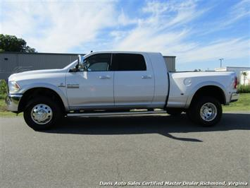2015 Dodge Ram 3500 Laramie Cummins Turbo Diesel 4X4 Dually Mega Cab Short Bed - Photo 7 - Richmond, VA 23237