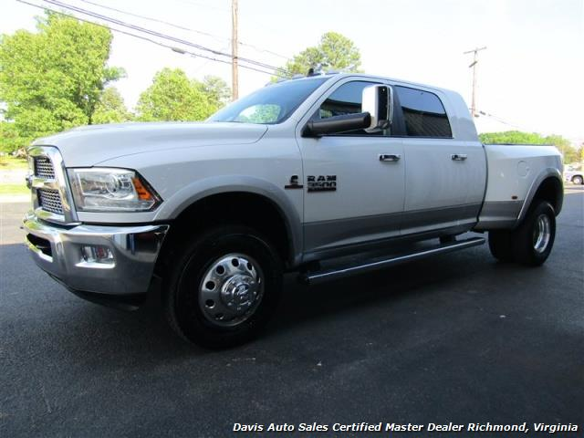 2015 Dodge Ram 3500 Laramie Cummins Turbo Diesel 4X4 Dually Mega Cab Short Bed - Photo 30 - Richmond, VA 23237
