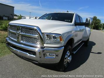 2015 Dodge Ram 3500 Laramie Cummins Turbo Diesel 4X4 Dually Mega Cab Short Bed - Photo 6 - Richmond, VA 23237