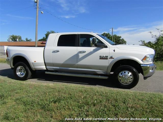 2015 Dodge Ram 3500 Laramie Cummins Turbo Diesel 4X4 Dually Mega Cab Short Bed - Photo 3 - Richmond, VA 23237