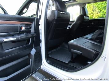 2015 Dodge Ram 3500 Laramie Cummins Turbo Diesel 4X4 Dually Mega Cab Short Bed - Photo 20 - Richmond, VA 23237
