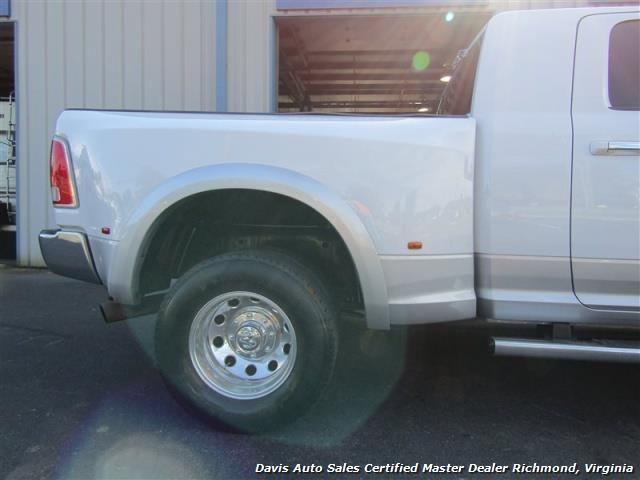 2015 Dodge Ram 3500 Laramie Cummins Turbo Diesel 4X4 Dually Mega Cab Short Bed - Photo 43 - Richmond, VA 23237