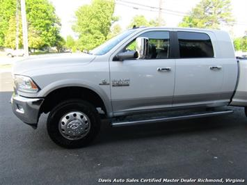 2015 Dodge Ram 3500 Laramie Cummins Turbo Diesel 4X4 Dually Mega Cab Short Bed - Photo 38 - Richmond, VA 23237