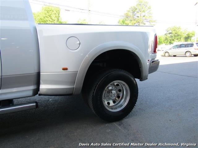 2015 Dodge Ram 3500 Laramie Cummins Turbo Diesel 4X4 Dually Mega Cab Short Bed - Photo 39 - Richmond, VA 23237