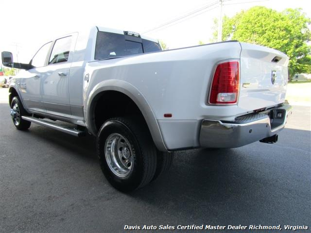 2015 Dodge Ram 3500 Laramie Cummins Turbo Diesel 4X4 Dually Mega Cab Short Bed - Photo 22 - Richmond, VA 23237