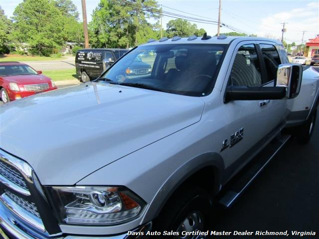 2015 Dodge Ram 3500 Laramie Cummins Turbo Diesel 4X4 Dually Mega Cab Short Bed - Photo 45 - Richmond, VA 23237