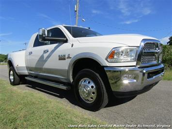 2015 Dodge Ram 3500 Laramie Cummins Turbo Diesel 4X4 Dually Mega Cab Short Bed - Photo 2 - Richmond, VA 23237
