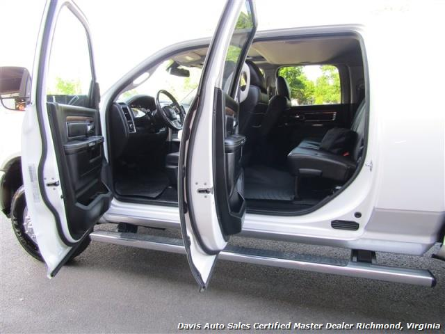 2015 Dodge Ram 3500 Laramie Cummins Turbo Diesel 4X4 Dually Mega Cab Short Bed - Photo 21 - Richmond, VA 23237