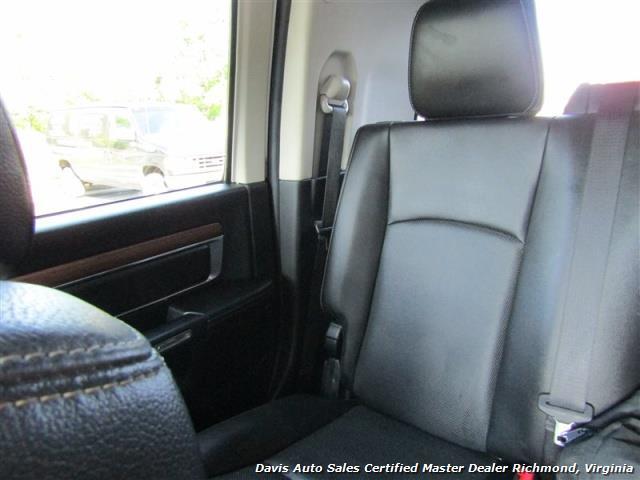 2015 Dodge Ram 3500 Laramie Cummins Turbo Diesel 4X4 Dually Mega Cab Short Bed - Photo 51 - Richmond, VA 23237