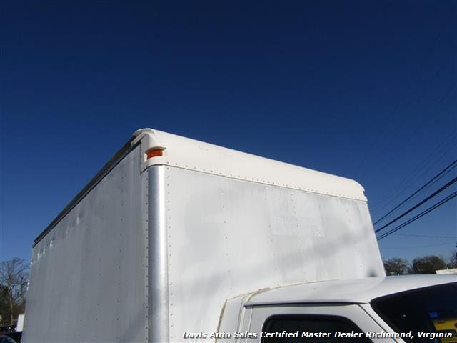 1996 Ford E-350 Econoline 14 Foot Commercial Work Box Van - Photo 11 - Richmond, VA 23237