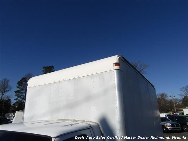 1996 Ford E-350 Econoline 14 Foot Commercial Work Box Van - Photo 12 - Richmond, VA 23237