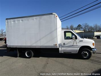 1996 Ford E-350 Econoline 14 Foot Commercial Work Box Van - Photo 3 - Richmond, VA 23237