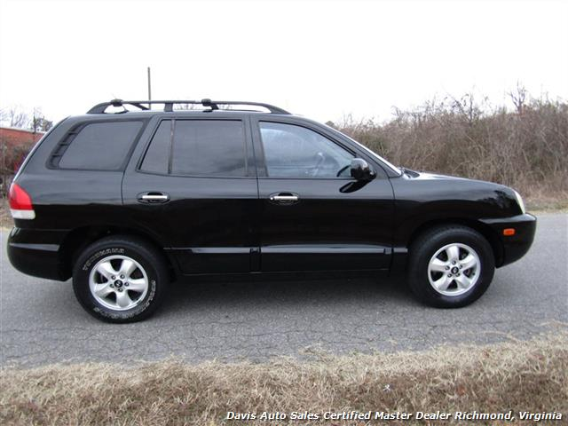 2006 Hyundai Santa Fe Limited 3.5L V6 - Photo 8 - Richmond, VA 23237