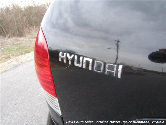 2006 Hyundai Santa Fe Limited 3.5L V6 - Photo 5 - Richmond, VA 23237