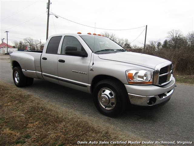 Killeen Auto Sales >> 2006 Dodge Ram 3500 Crew Cab Long Bed Dually Cummins Turbo Diesel