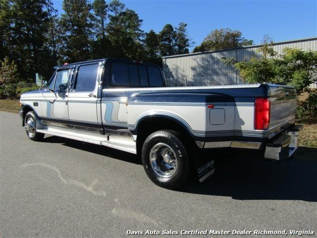 1995 Ford F-350 XLT Centurion Conversion Dually Custom ...
