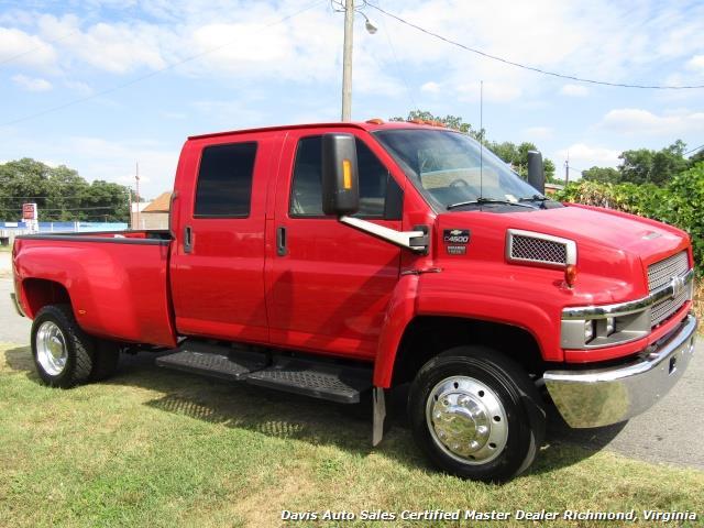 2006 Chevrolet Kodiak/Top Kick C4500 Diesel Duramax Crew Cab DRW - Photo 12 - Richmond, VA 23237