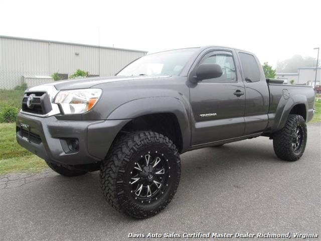 2013 Toyota Tacoma Sr5 4x4 Extended Cab Short Bed
