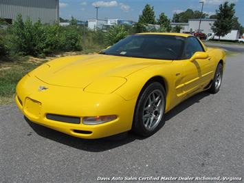 2003 Chevrolet Corvette Z06 405 HP C5 50th Anniversary Manual Hard Top - Photo 2 - Richmond, VA 23237