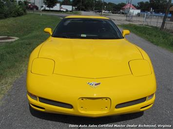 2003 Chevrolet Corvette Z06 405 HP C5 50th Anniversary Manual Hard Top - Photo 3 - Richmond, VA 23237