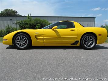 2003 Chevrolet Corvette Z06 405 HP C5 50th Anniversary Manual Hard Top - Photo 10 - Richmond, VA 23237