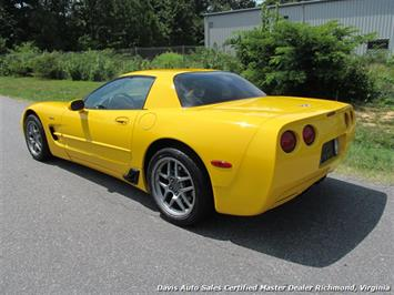 2003 Chevrolet Corvette Z06 405 HP C5 50th Anniversary Manual Hard Top - Photo 9 - Richmond, VA 23237
