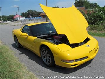 2003 Chevrolet Corvette Z06 405 HP C5 50th Anniversary Manual Hard Top - Photo 22 - Richmond, VA 23237