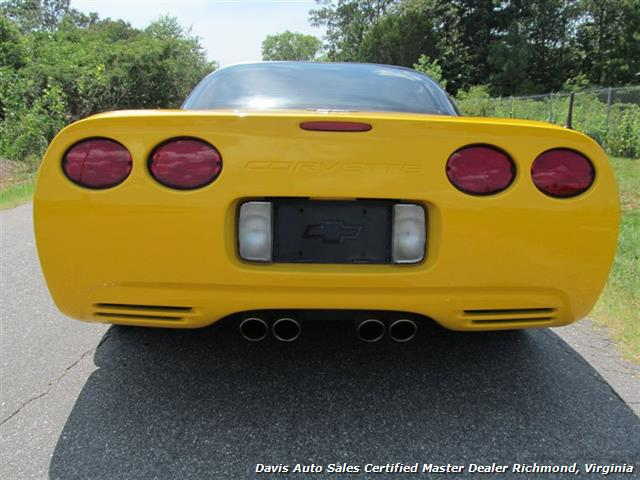 2003 Chevrolet Corvette Z06 405 HP C5 50th Anniversary Manual Hard Top - Photo 8 - Richmond, VA 23237