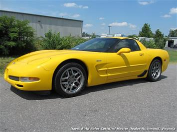 2003 Chevrolet Corvette Z06 405 HP C5 50th Anniversary Manual Hard Top - Photo 1 - Richmond, VA 23237