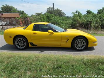 2003 Chevrolet Corvette Z06 405 HP C5 50th Anniversary Manual Hard Top - Photo 5 - Richmond, VA 23237