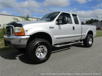 1999 Ford F-250 Super Duty XLT 7.3 Diesel 6 Speed Manual Quad Cab Truck