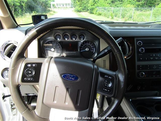 2011 Ford F-350 Super Duty Lariat 6.7 Diesel Lifted 4X4 Crew Cab - Photo 7 - Richmond, VA 23237