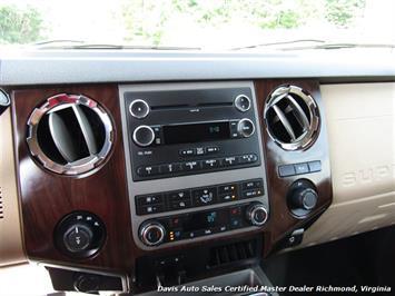 2011 Ford F-350 Super Duty Lariat 6.7 Diesel Lifted 4X4 Crew Cab - Photo 18 - Richmond, VA 23237